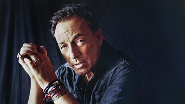 Bruce Springsteen · Across the border