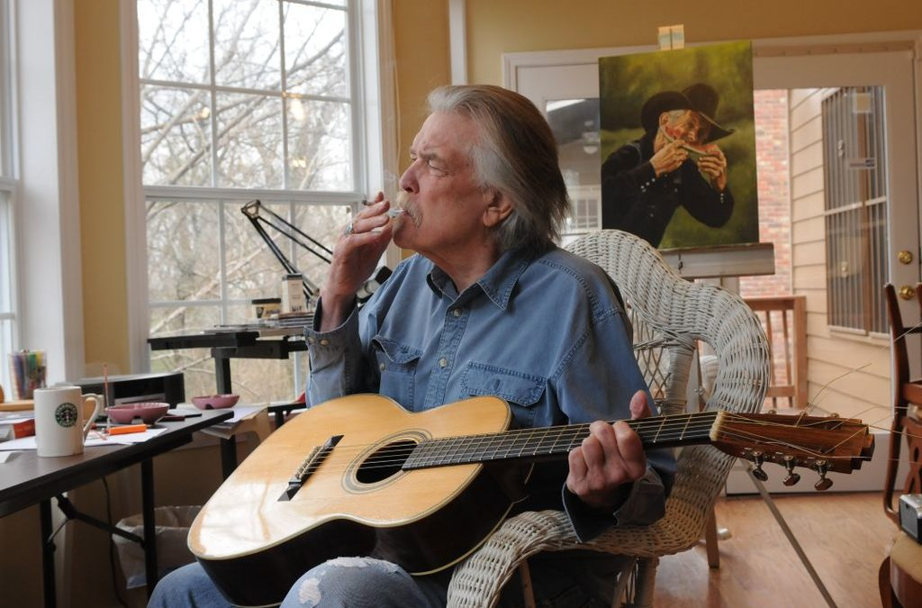 Guy Clark · Immigrant eyes